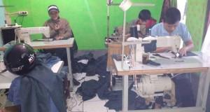 Konveksi Baju Lapang Ciseeng