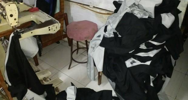 Konveksi Baju Lapang Nanggung