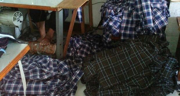 Konveksi Baju Lapang Tenjolaya