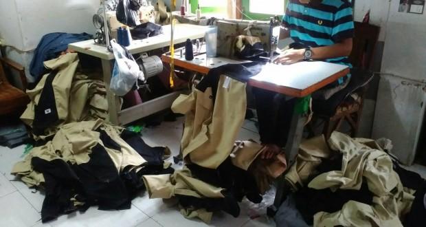 Konveksi Baju Lapang Rumpin